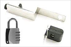 防水南京錠デフキーACK-1カギ式